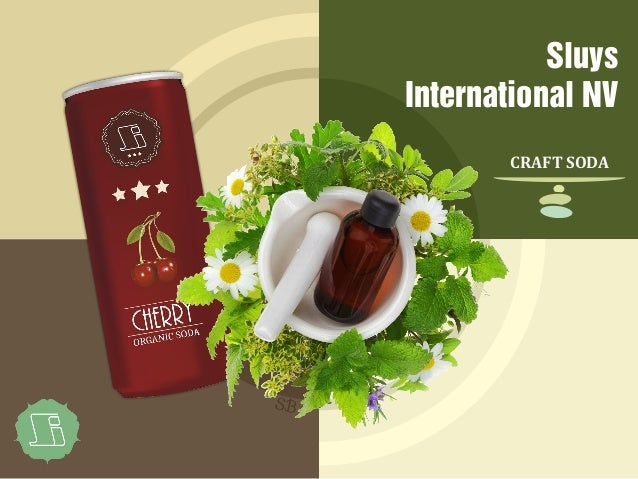 CRAFT SODA Sluys International NV