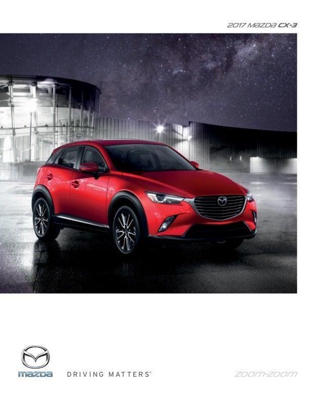 Mazda Dealers Cincinnati >> 2017 Mazda Cx 3 Brochure Cincinnati Mazda Dealer