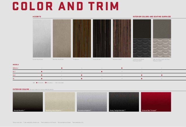 2017 Terrain Colors >> 2017 GMC Acadia Brochure | Omaha Area GMC Dealer