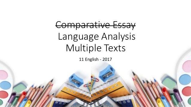 language analysis notes