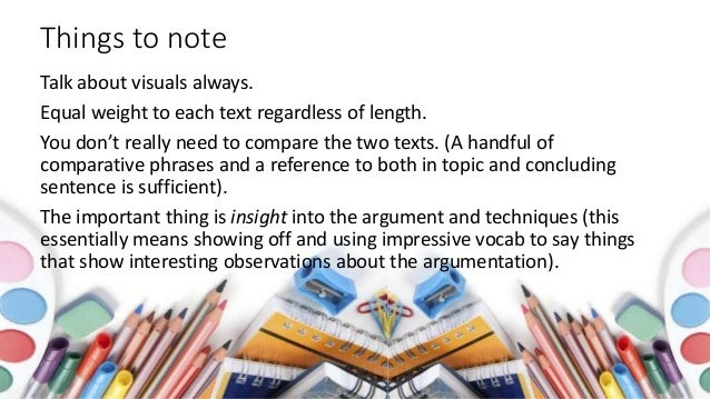 guided essay writing comparative language analysis multiple texts  comparative essay language analysis multiple texts 11 english 2017 2