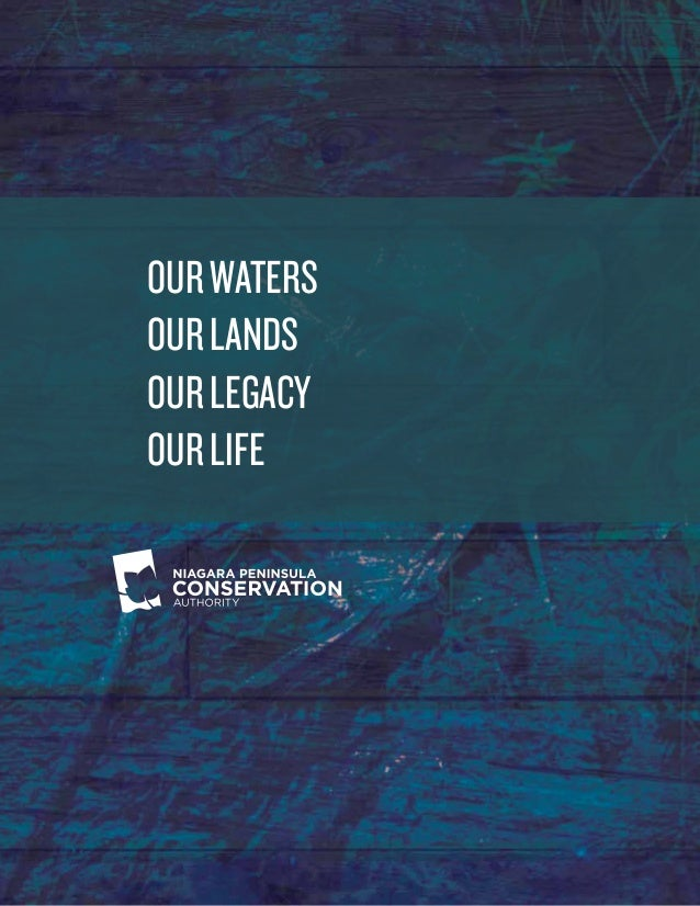 OURWATERS OURLANDS OURLEGACY OURLIFE