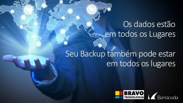 Livre Se Das Fitas Com Barracuda Backup Em Disco E Nuvem