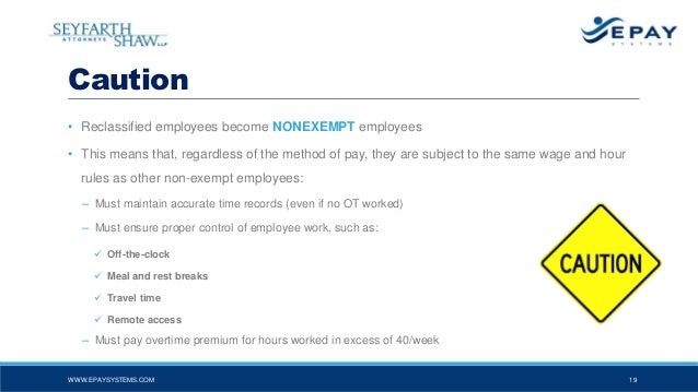 Travel Time For Exempt Employees