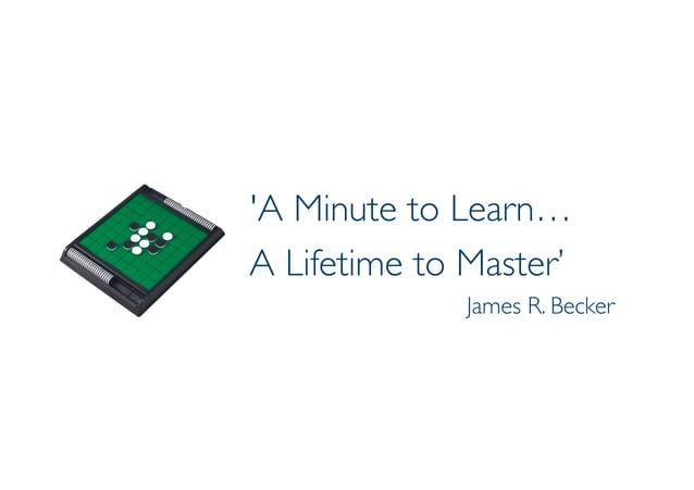 Narrative Development & Path to Master