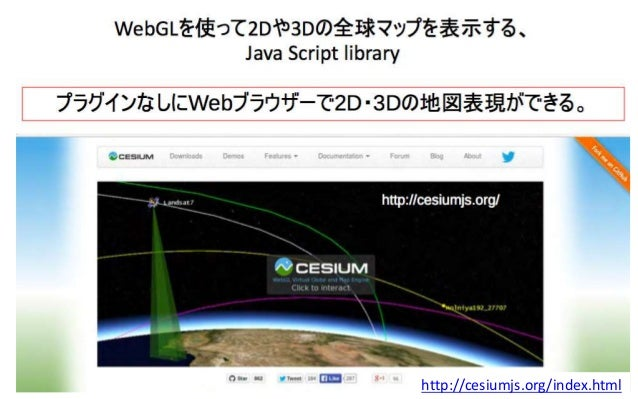http://cesiumjs.org/index.html