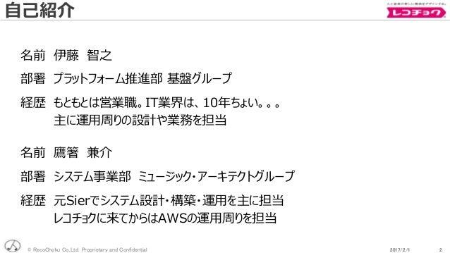 Mackerel x Twilio ~レコチョクの場合~ Slide 2