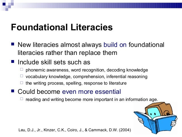 critical thinking foundational for digital literacies and democracy Education must be shifted towards a focus on critical thinking and communication skills and away from 'gee- democracy in the digital age with recommendations integrate digital and media literacy as critical elements for education at all levels through.