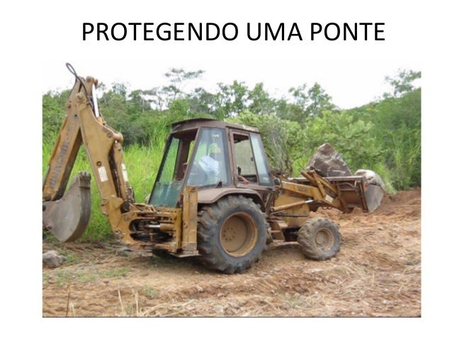 PROTEGENDO UMA PONTE