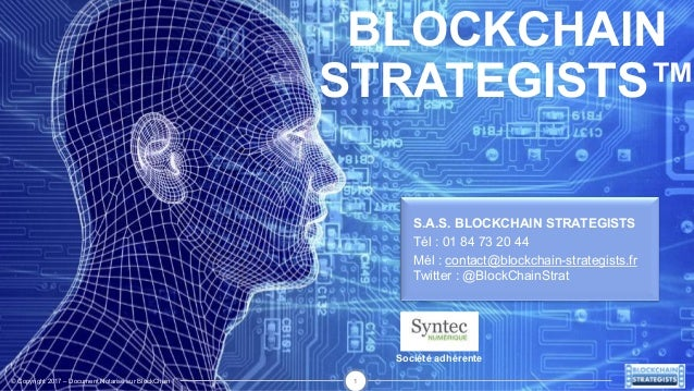 pr sentation de blockchain strategists cabinet de conseil en strat g. Black Bedroom Furniture Sets. Home Design Ideas