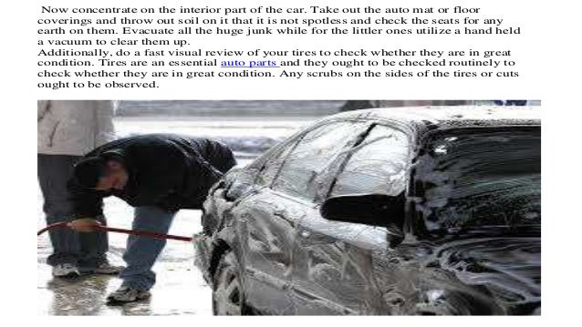 Enhance you Vehicle life significantly with a simple car wash-Partsav…