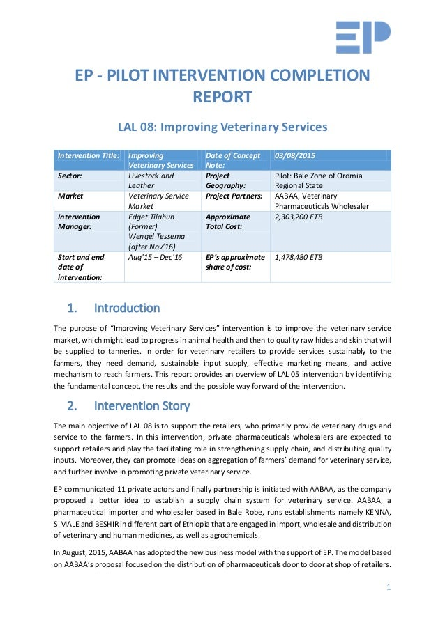 20170202 lal 08 completion report