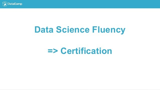 Open Data Science Education | AnacondaCON 2017