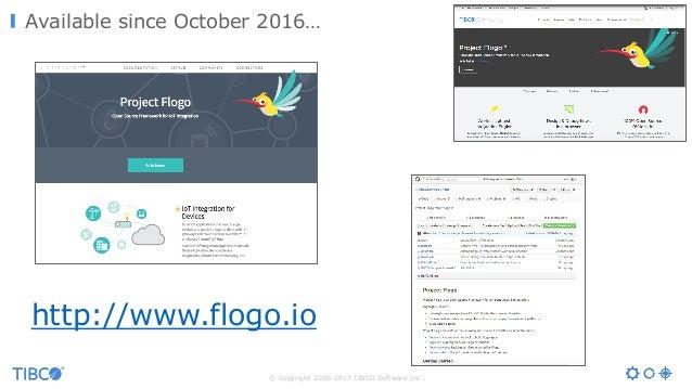 Flogo - A Golang-powered Open Source IoT Integration