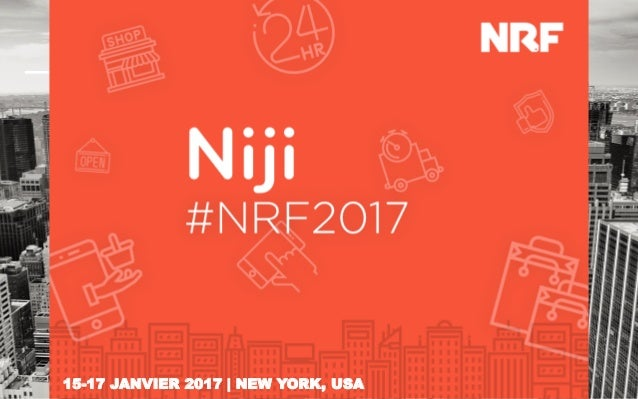 15-17 JANVIER 2017 | NEW YORK, USA