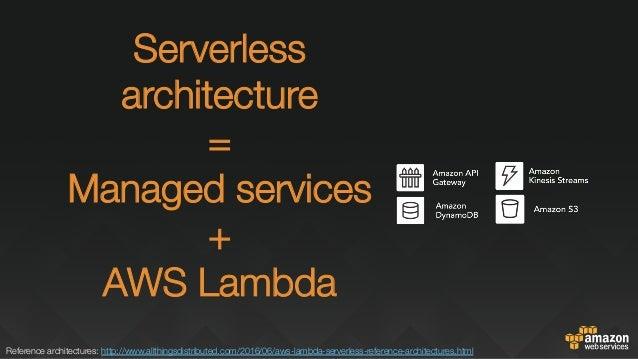 Building serverless apps with Node js