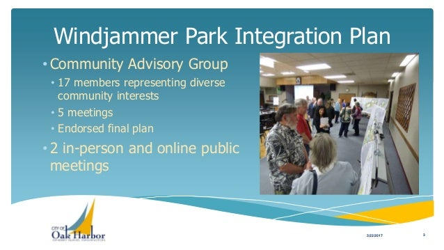 Preview of Windjammer Park 30% Design to City Council Slide 3