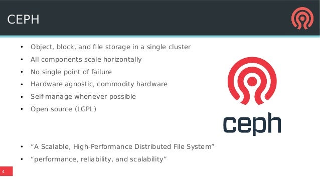 BlueStore, A New Storage Backend for Ceph, One Year In