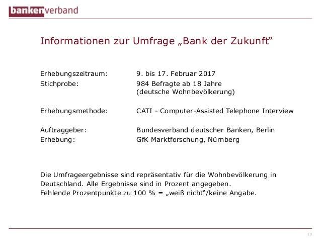 Bank der Zukunft: Die Kunden auf dem Weg zur Digitalisierung mitnehme…