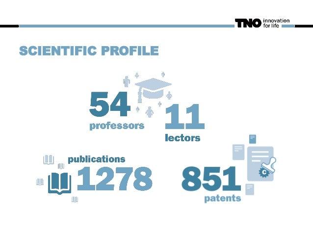 SCIENTIFIC PROFILE