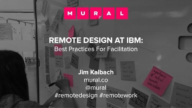 Jordan Shade Designer & Researcher IBM Design @ibmdesign Eric Morrow Design Facilitator IBM Hybrid Cloud @ericmorrow mu...
