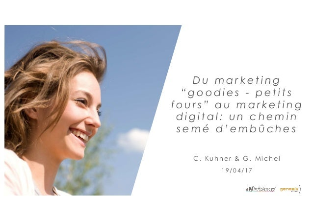 "Témoignage Generix Group - Du marketing ""goodies - petits fours"" au marketing digital: un chemin semé d'embûches"