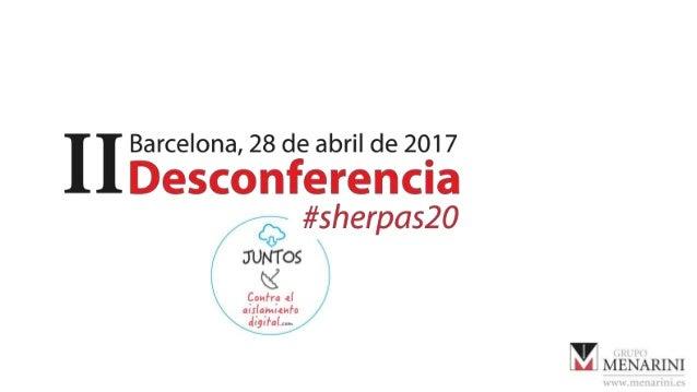 Bienvenidas, bienvenidos Javier Hidalgo. Director de Relaciones Institucionales Grupo Menarini España