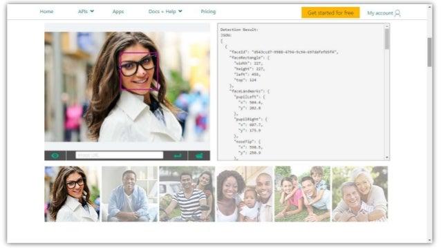 Code sample – emotions using Microsoft.ProjectOxford.Emotion; using Microsoft.ProjectOxford.Emotion.Contract; // Create Pr...