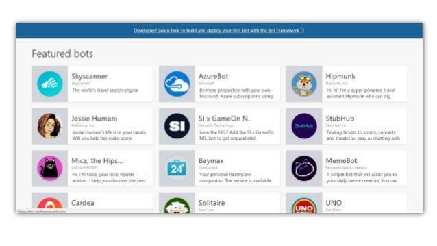 Cognitive Services #MicrosoftCognitive
