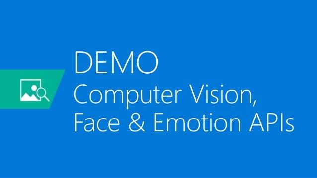 Code sample - vision using Microsoft.ProjectOxford.Vision; using Microsoft.ProjectOxford.Vision.Contract; // Create Cognit...