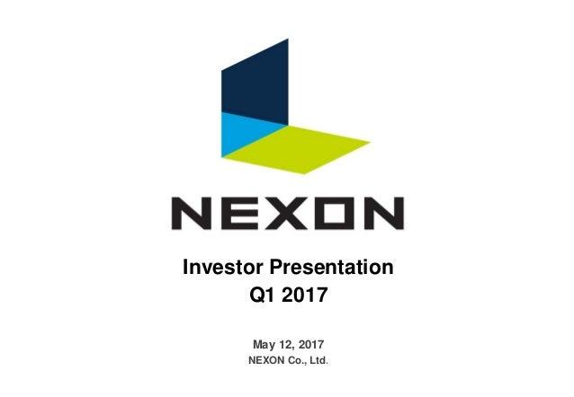 Investor Presentation Q