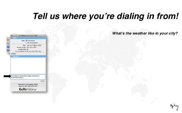What's the ROI of Social Media? Slide 3