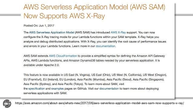 < さて、Lambdaだけじゃつまらないね つぎは本格的にいくつかのサービスが 連携したスタックを丸ごと作ってみよう!