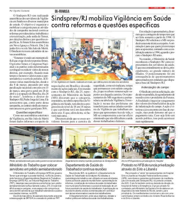 1842f90fbcff7 Jornal Sindsprev - Junho 2017