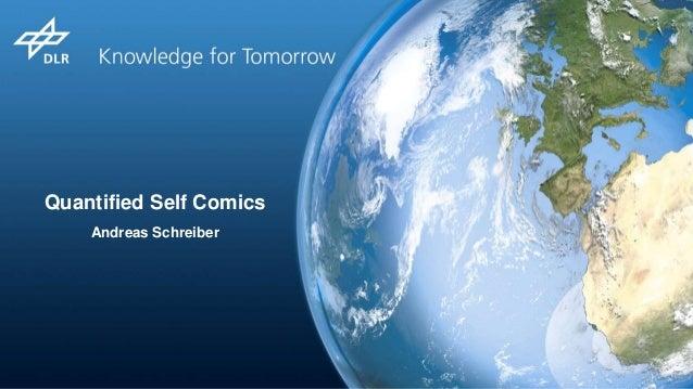 Quantified Self Comics Andreas Schreiber