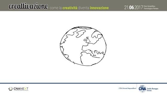 creativita` + innovazione = CREATTIVAZIONE