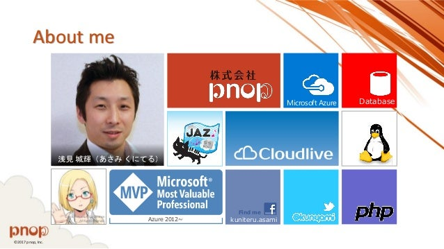 Introduction of Azure Database for MySQL / PostgreSQL Slide 2