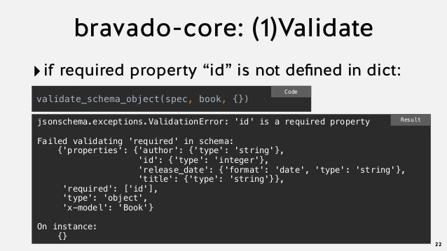 OpenAPI development with Python