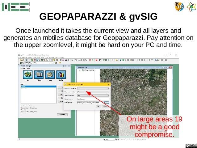 Geopaparazzi Workshop Foss4ge-Paris
