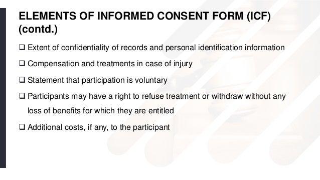 Informed consent form 7 altavistaventures Gallery