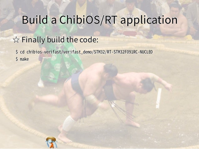 Build a ChibiOS/RT applicationBuild a ChibiOS/RT applicationBuild a ChibiOS/RT applicationBuild a ChibiOS/RT applicationBu...