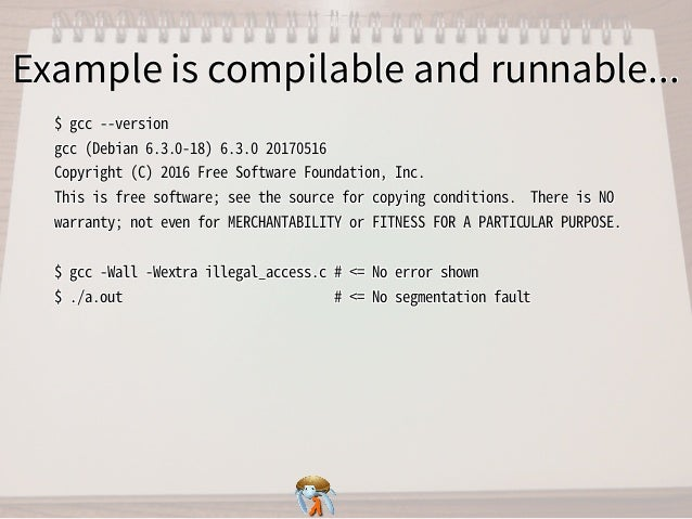 Example is compilable and runnable...Example is compilable and runnable...Example is compilable and runnable...Example is ...