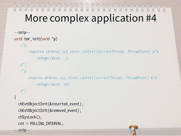 More complex application #4More complex application #4More complex application #4More complex application #4More complex a...