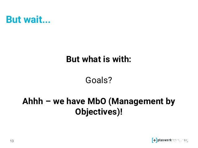 Agile Leadership and Goal Management with Objectives & Key