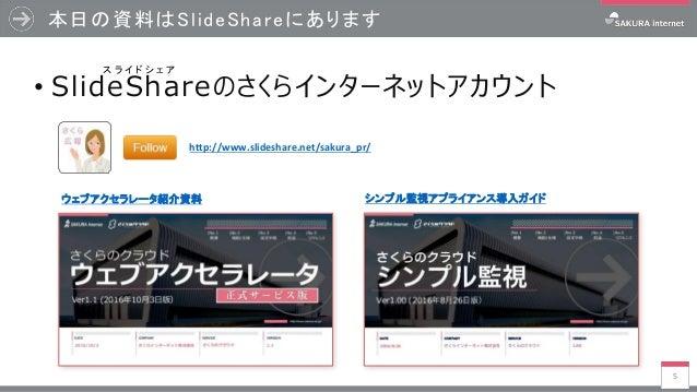 sakura.io体験ハンズオン Slide 3