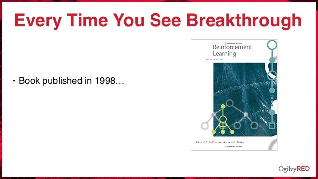 Every Time You See Breakthrough • Book published in 1998…