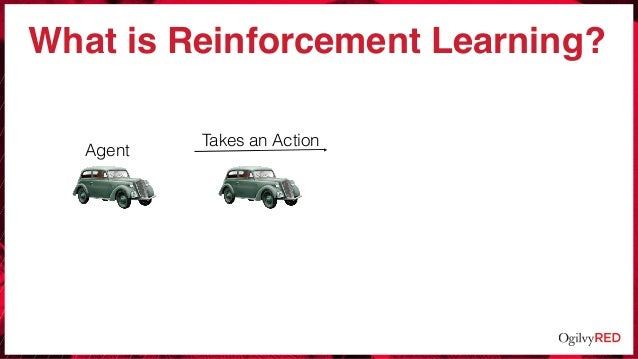 What is Reinforcement Learning? Agent Takes an Action