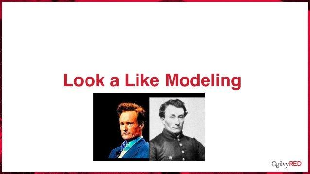 Look a Like Modeling