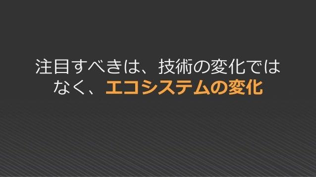 日本における もう一つの「不可避」な流れ: 人口減少社会