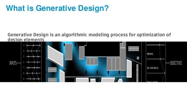 2017 Autodesk Defining Generative Design; 10.